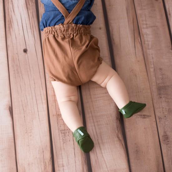 BABY MOCCS: TALLA: 17/8