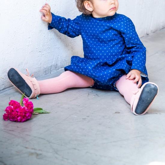 BABY MOCCS: TALLA: 20|Suela Antideslizante
