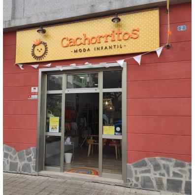 CACHORRITOS MODA INFANTIL